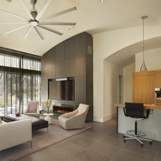 Contemporary Living Room by neely architecture