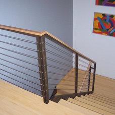 Modern Living Room by Spore Design