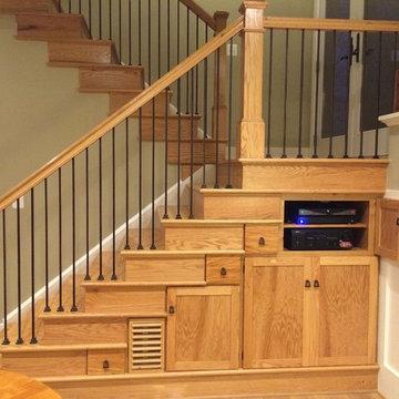Hamilton Custom Craftsman Interiors