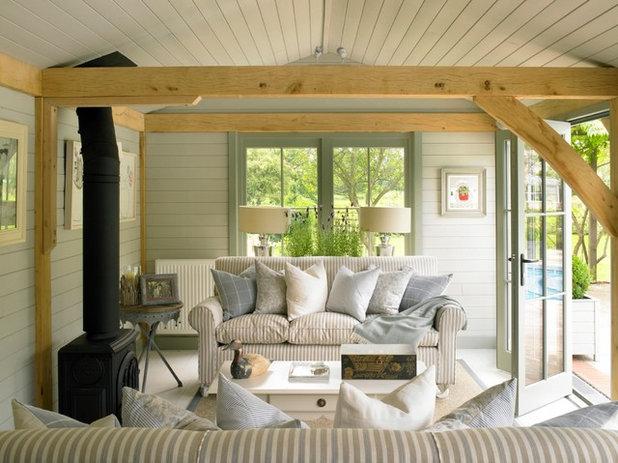 Classique Salon by Stephanie Dunning Interior Design