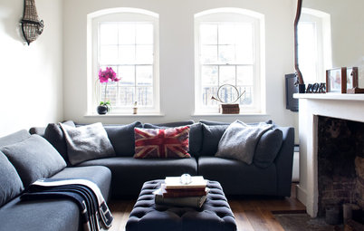 How to Use Full-Scale Decor to Make a Small Space Feel Bigger