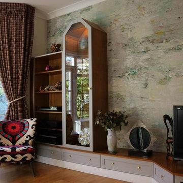 Hampstead Garden Suburb Living Room
