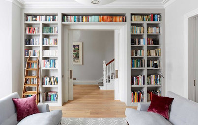 11 Brilliant Ways to Use Wasted Space in the Living Room