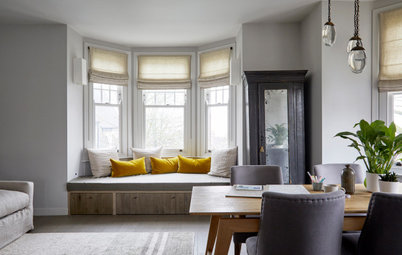Houzz Tour: A Serene Space With a Stylish Home Office