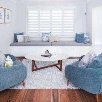 Hampton's Inspired Renovation