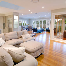 Traditional Living Room by Adrian Ramsay Design House