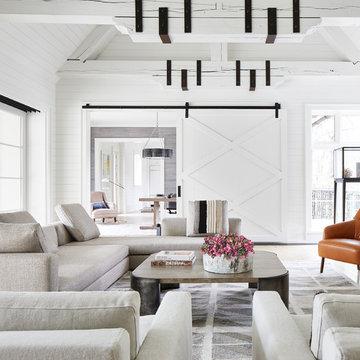 Hamptons Inspired Renovation