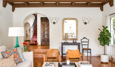 Room of the Day: A Perfect Marriage of Styles