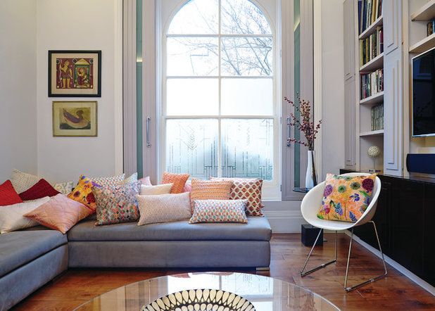 Klassisch modern Wohnbereich by Nitin Goyal London