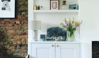 Handcrafted Alcove Cupboard