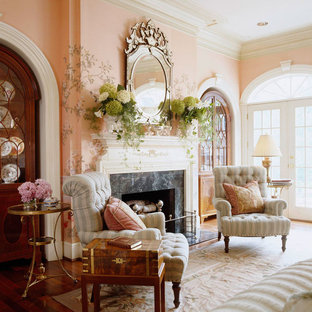 Photo of a traditional living room in Other.
