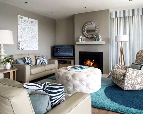 Taupe And Grey Living Room Part 27