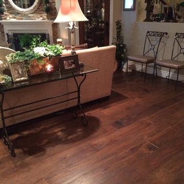 Hardwood Flooring in Living Rooms