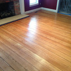 Del Roy Project Nortex Custom Hardwood Floors Modern