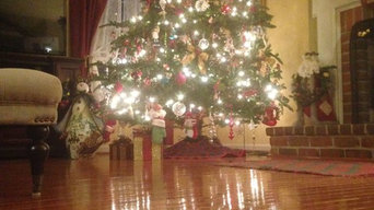 Hardwood in time for Christmas