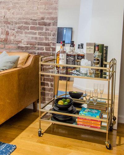 photo flip bar cart bonanza. Black Bedroom Furniture Sets. Home Design Ideas
