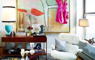 Красота напоказ: Яркие идеи хранения вещей для модниц и модников
