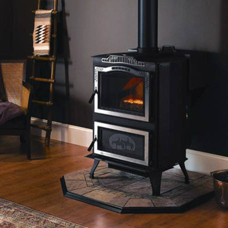 aarrow acorn 5 multifuel woodburning stove
