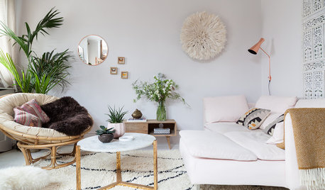 Houzz Tour: A Dingy Victorian Flat Gains Light and Character