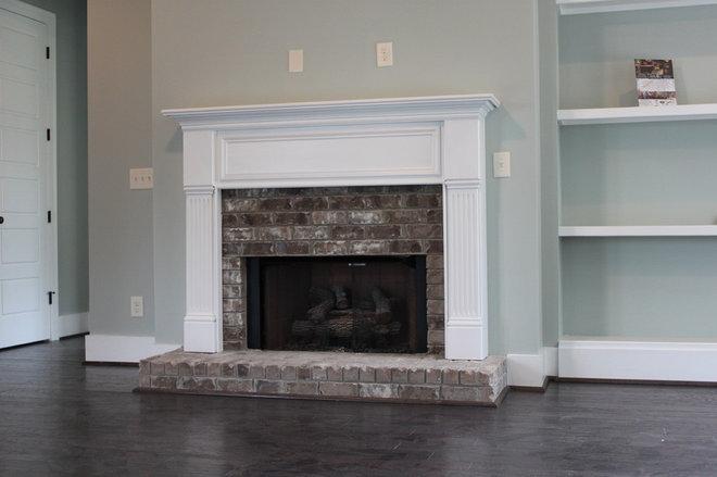 fireplace/mantel/builtins
