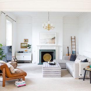Harrogate Victorian Family Living Room