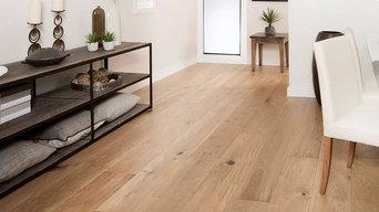 HARU European Oak Engineered Floorboards