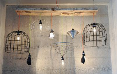 Maison&Objet : Côté luminaires, haut les suspensions !