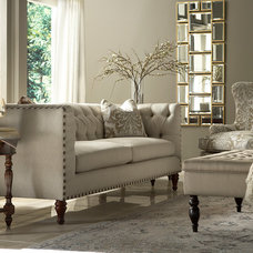 Traditional Living Room by Havertys Furniture