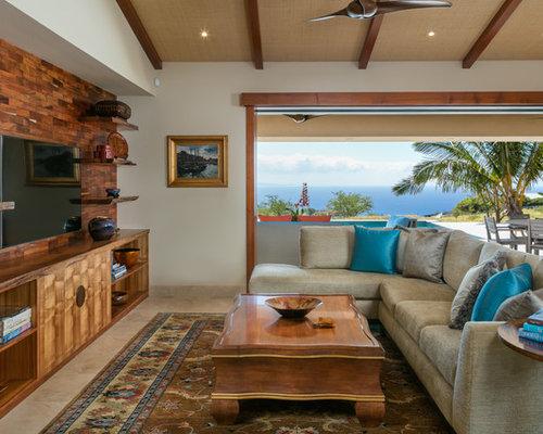 saveemail fine design interiors - Tropical Interior Design Living Room