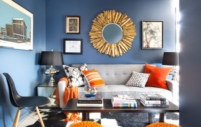 6 Powerful Living Room Colour Couples