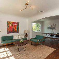 Contemporary Living Room by Platform