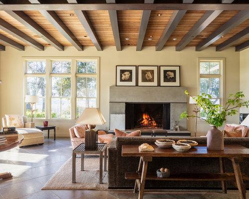 Mediterranean Living Room Design Ideas, Remodels & Photos | Houzz