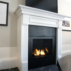 contemporary fireplaces by Hearth Cabinet