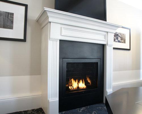 Ventless Fireplaces Living Room Design Ideas Renovations Photos