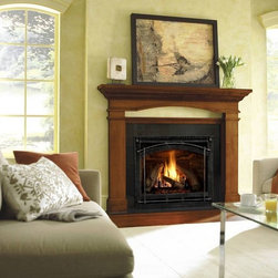 Heat & Glo 6000 Series Gas Fireplace - Starting at $2,198