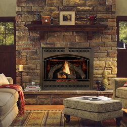 Heat & Glo 8000 Series Gas Fireplace - Starting at $2,928