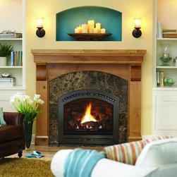 Heat & Glo Cerona Gas Fireplace - Starting at $4,008