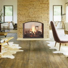 Eclectic Fireplaces by Survival Products Inc.