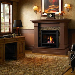 Heat & Glo SL-550 Slim Line Gas Fireplace - Starting at $1,554