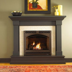 Heat & Glo SL-750 Slim Line Gas Fireplace - Starting at $1,828