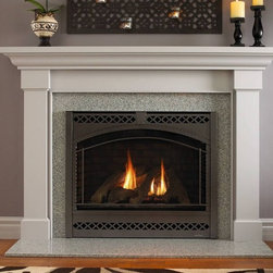 Heat & Glo SL-950 Slim Line Gas Fireplace - Starting at $1,998