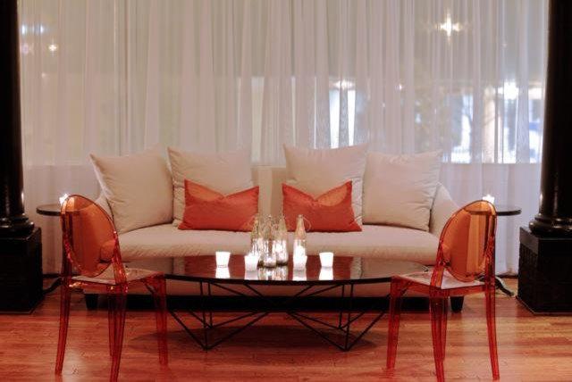 Living Room by Heather Garrett Design