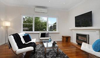 Heathmont - Living Room