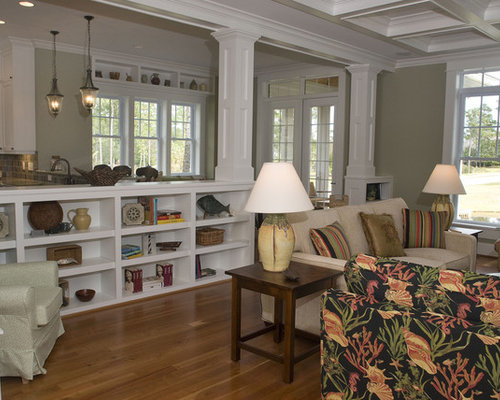 Exceptional Eclectic Living Room Idea In Raleigh Part 24
