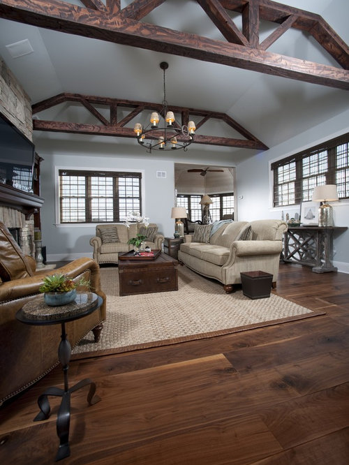 Wide Plank Flooring Home Design Ideas Pictures Remodel