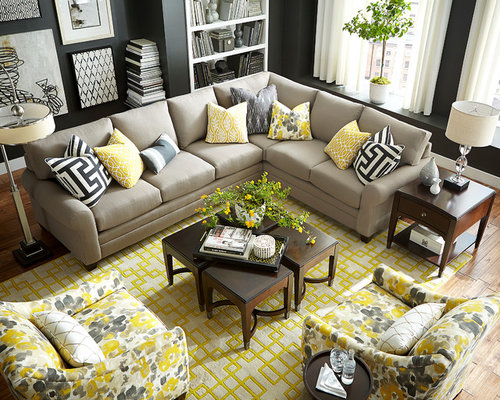 Cuddle Sectional | Houzz