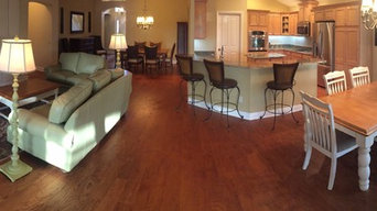 Hickory Hardwood Project in The Villages