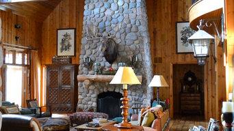Hickory Living Room