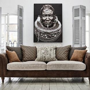 Hide & Souk   Darwin Leather Sofa