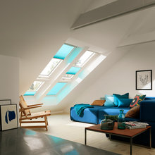 Combination rooflights for pitched roofs